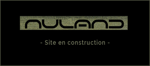 NULAND - Site en construction